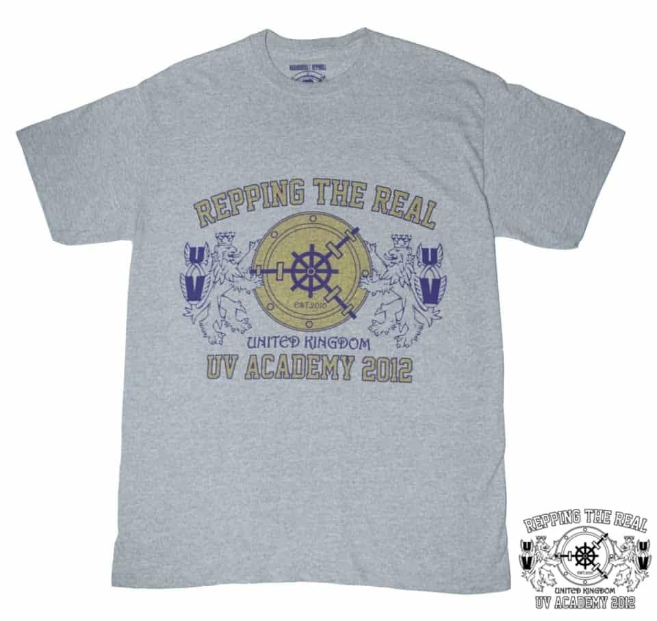 Urban Vault Academy Tee Shirt