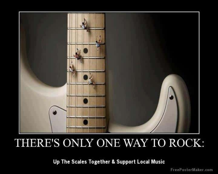 There's Only One Way To Rock