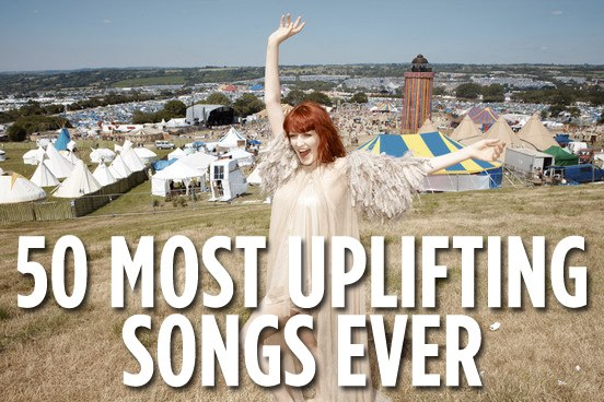50 Most Uplifting Songs