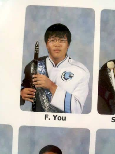 F.You and a Clarinet