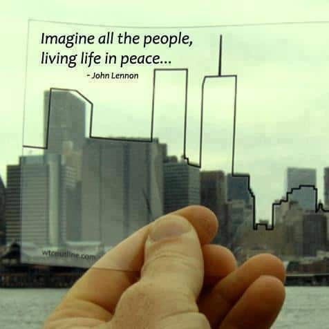 Imagine All The People, Living Life In Peace