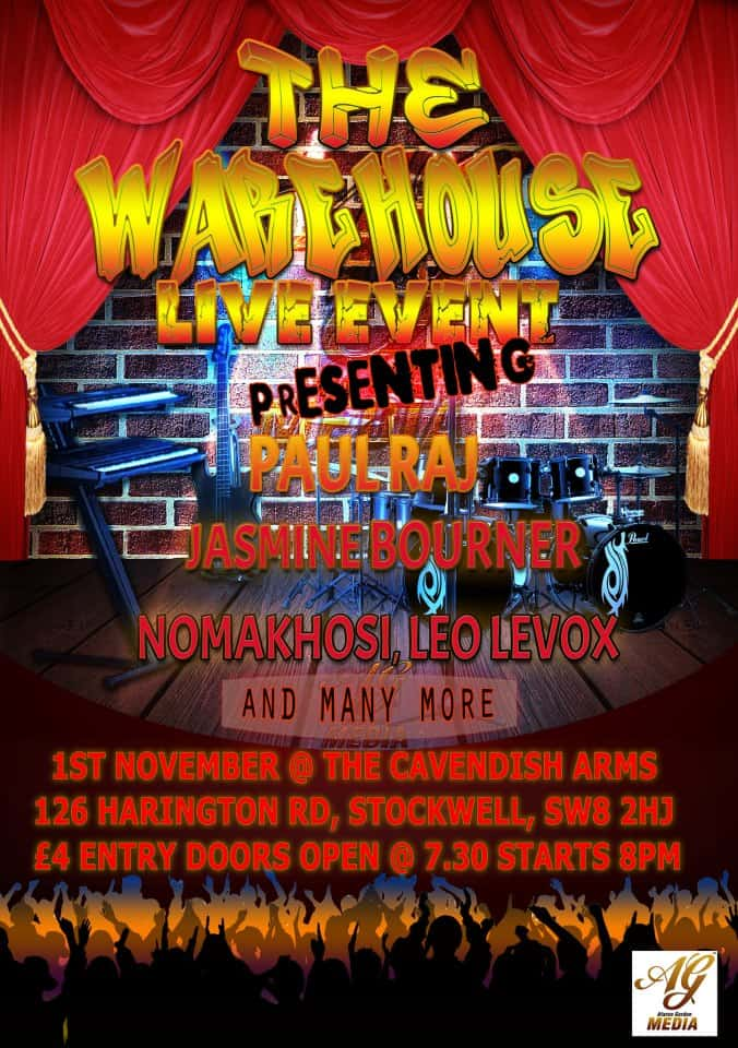 The Warehouse Live Event