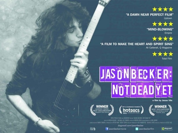 Jason Becker - Not Dead Yet