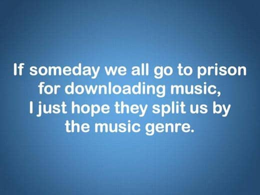 Music and Prison