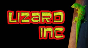 Lizard Inc to release single 'Big Lizard' 19th May 2013
