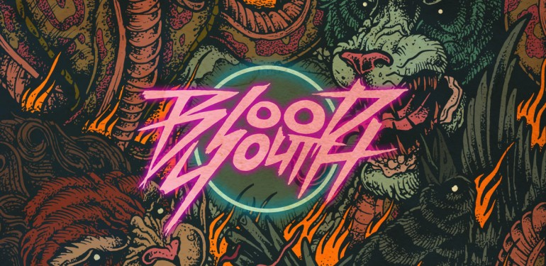 Artwork Blood Youth IMH