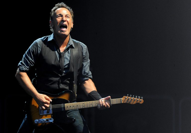 Is Bruce Springsteen hinting at a new solo album?