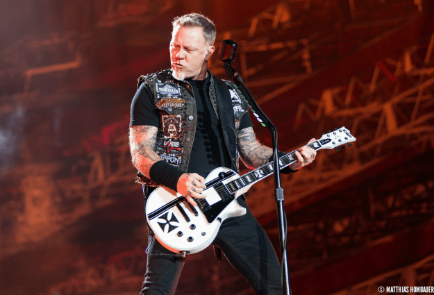 metallica announce huge north american tour news music crowns. Black Bedroom Furniture Sets. Home Design Ideas
