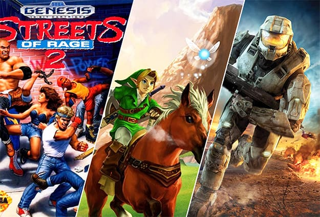 all soundtracks time top games of
