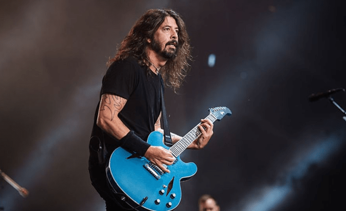 Watch Dave Grohl and the Zac Brown Band cover Metallica's 'Enter Sandman'