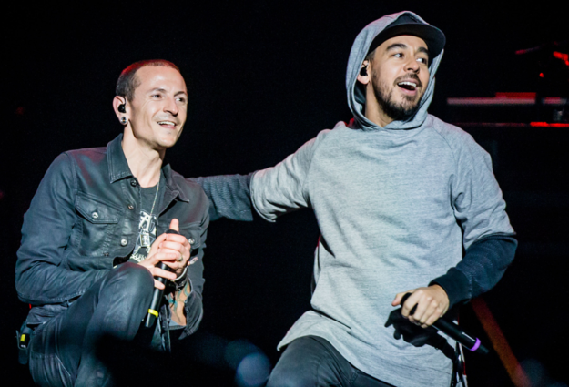 Mike Shinoda is open to recruiting a new singer for Linkin