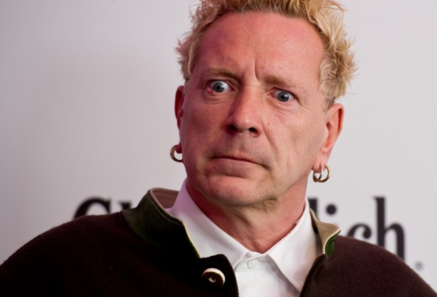 Marky Ramone and John Lydon nearly come to blows at a punk panel talk