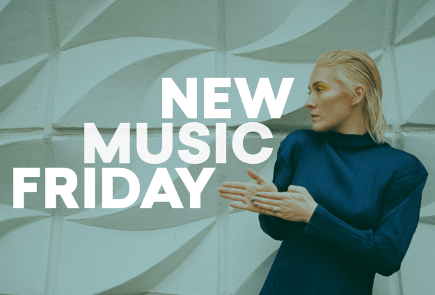5 Fresh Tracks for New Music Friday