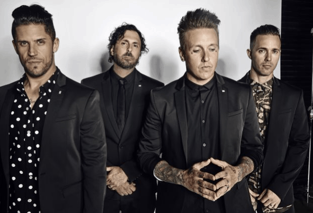 Watch Papa Roach pay tribute to Keith Flint with 'Firestarter' cover