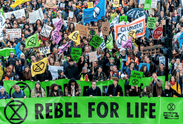 Glastonbury 2019: Festival confirms Extinction Rebellion protest march