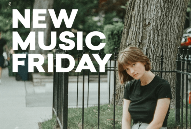Five Fresh Tracks for New Music Friday