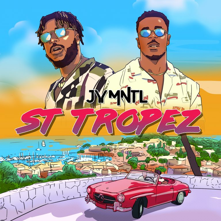 Premiere: Rising duo JY MNTL share music video for 'St Tropez'