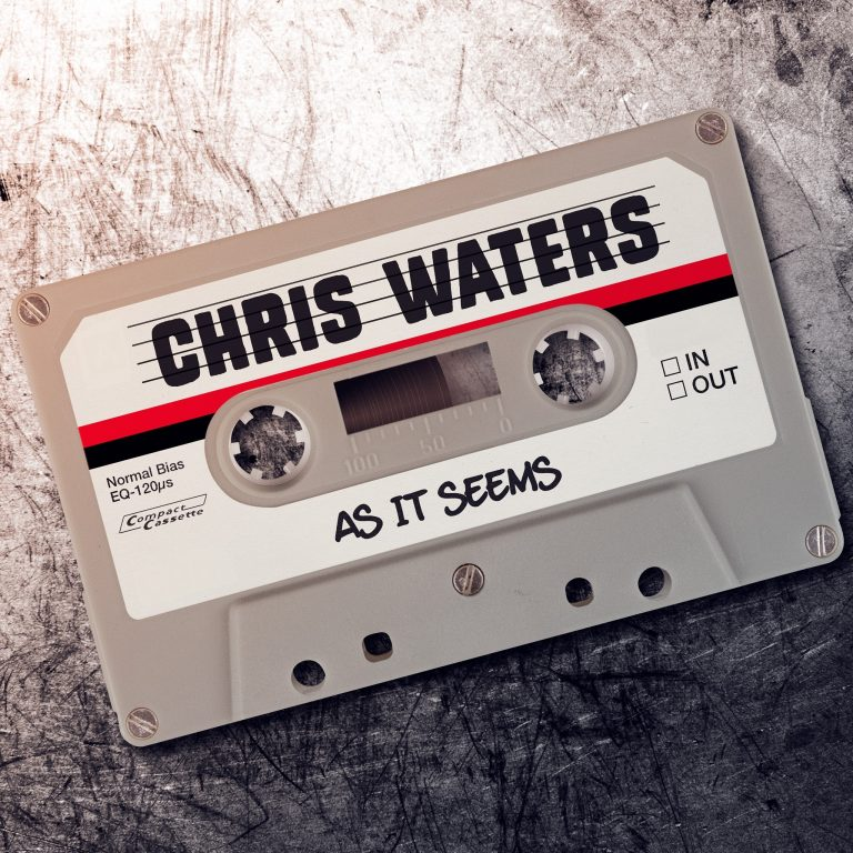 Not everything is 'As It Seems' with Chris Waters