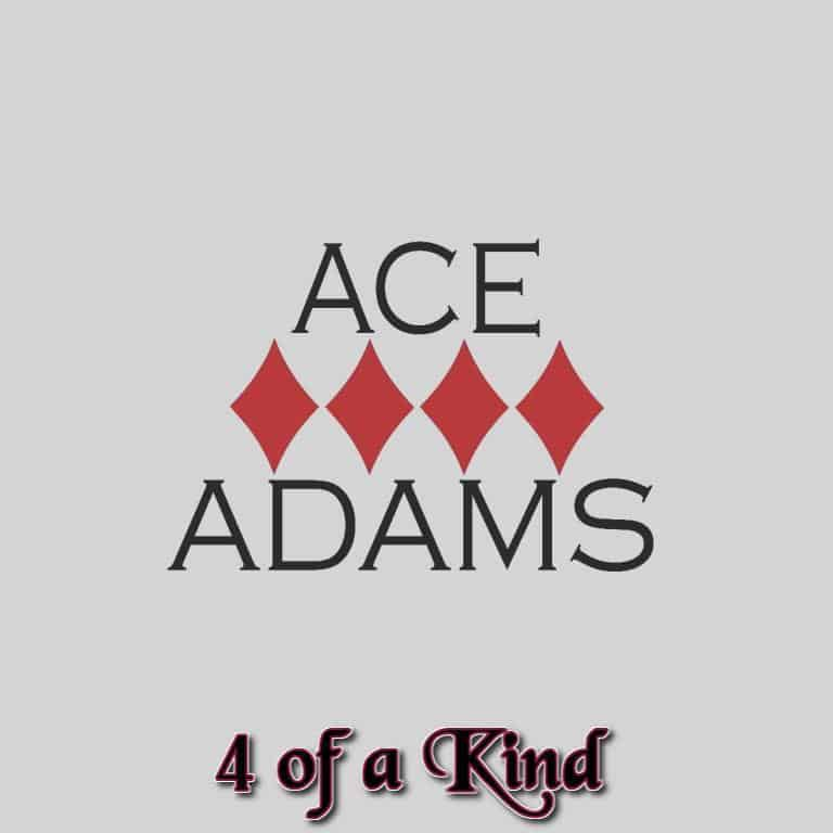Ace Adams deals us '4 of a Kind' EP