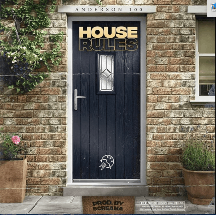 Anderson 100 reveals new music video for 'House Rules'