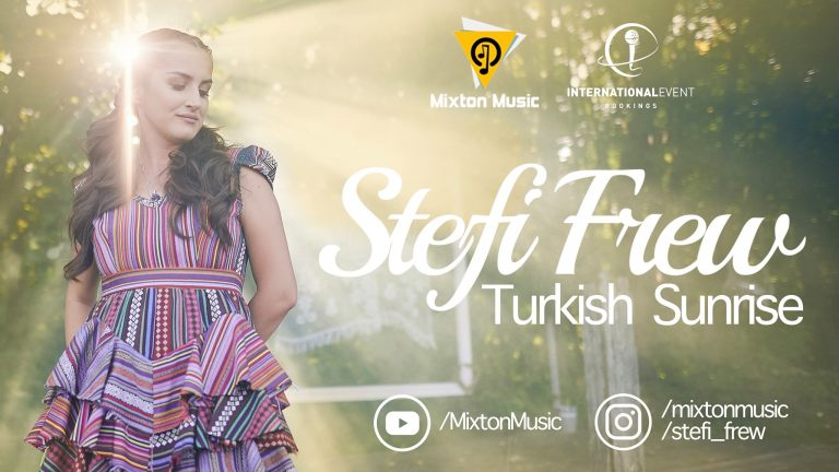 Stefi Frew warms things up with 'Turkish Sunrise'