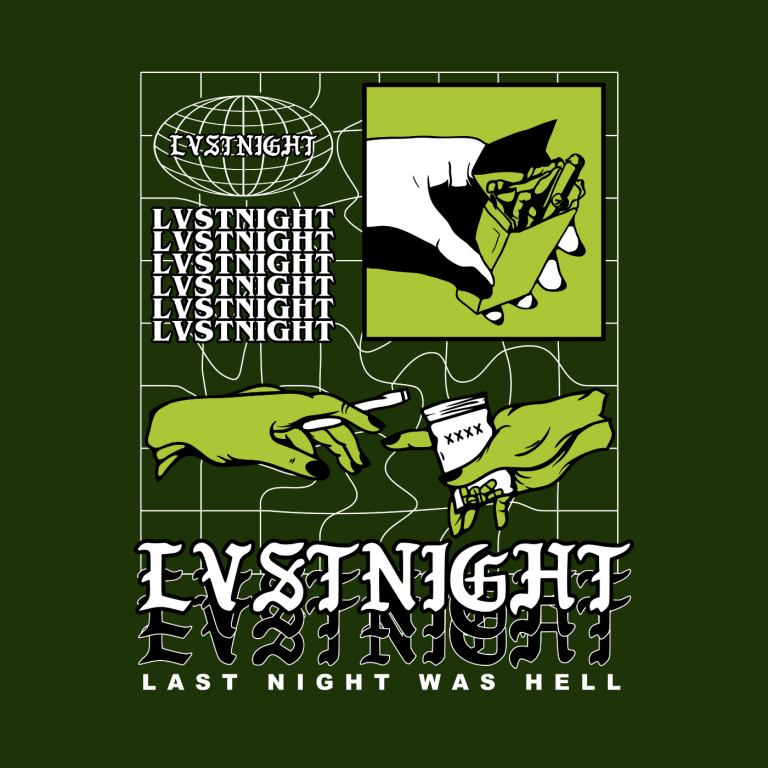 LVSTNIGHT releases dark EP 'Last Night Was Hell'