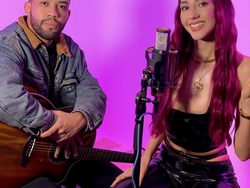 Amber Donoso records acoustic performance of new single 'Candela'