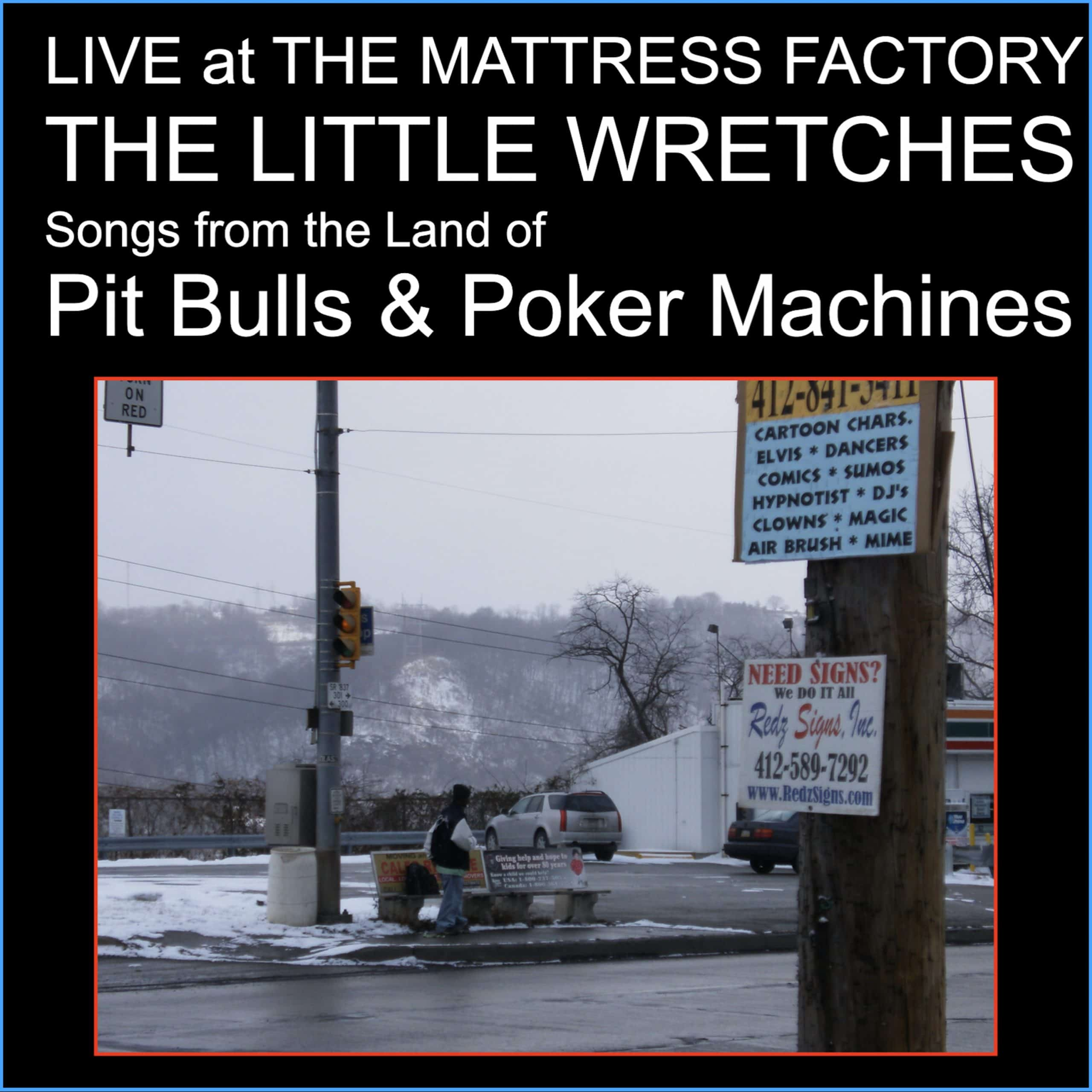 Robert Wagner Of Little Wretches Delivers Classic Live Version Of Current Single