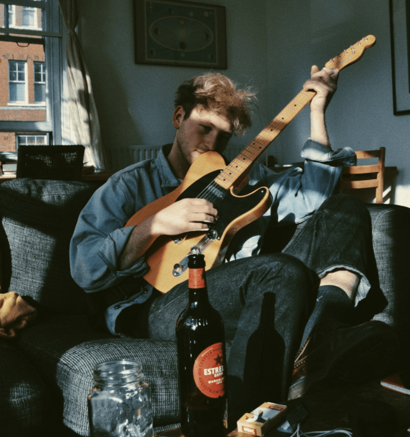 Harry Marshall makes powerful statements on his new EP 'Not Yet'