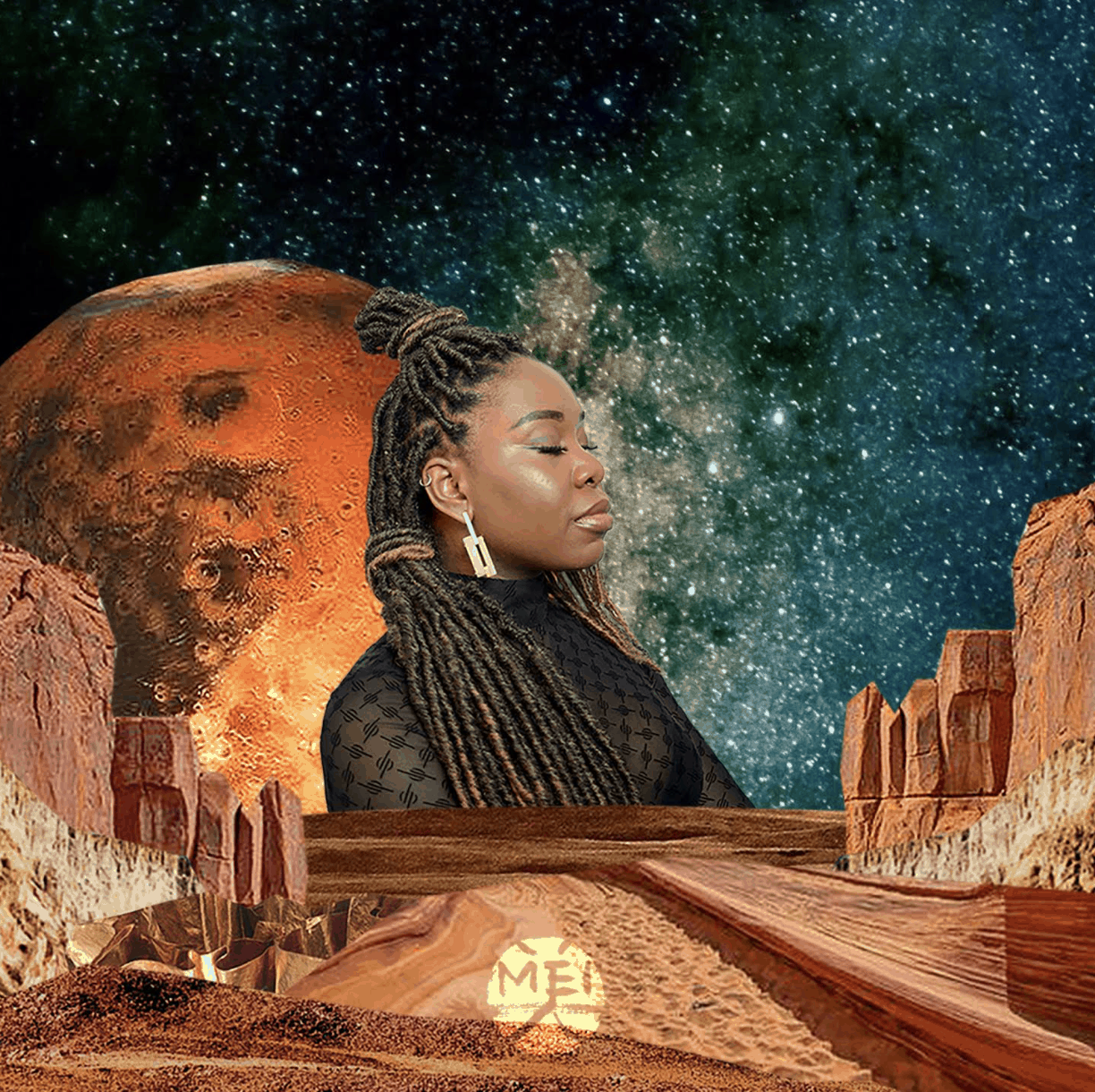 MEI confronts the challenges of the past year in new EP 'The Hard Way Around the Sun'
