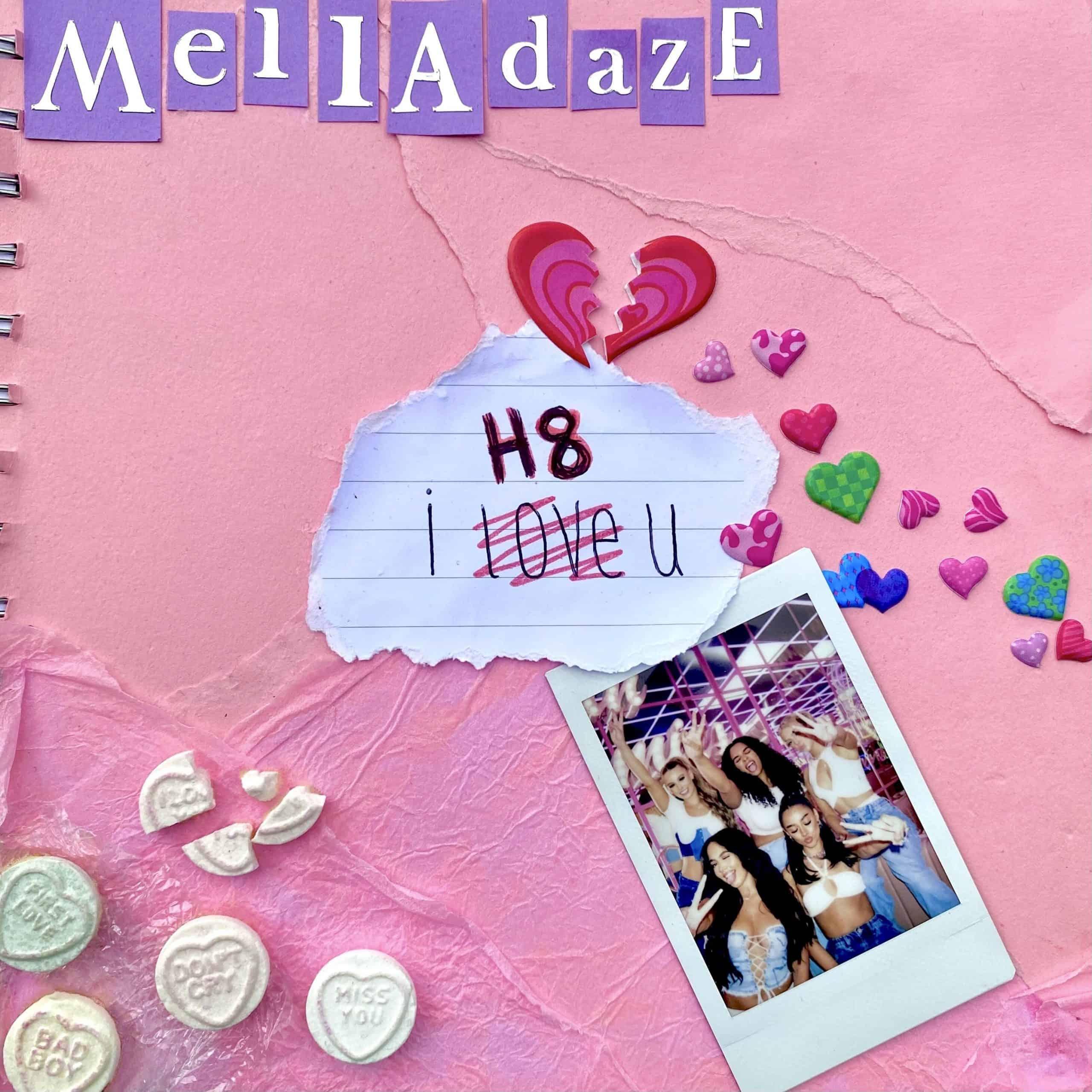 """Melladaze release debut single """"I H8 U"""""""