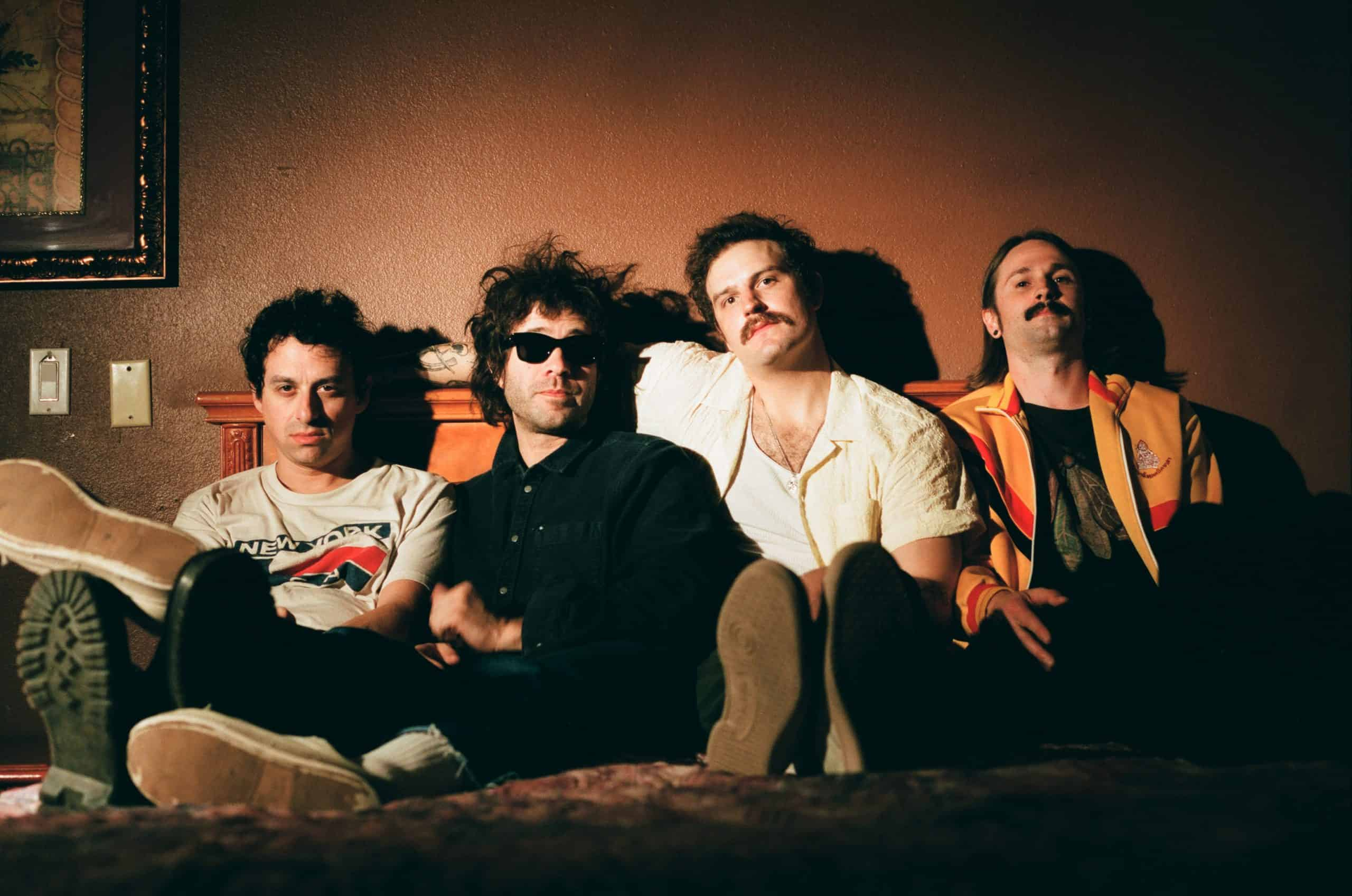The Technicolors drop escapist Alt-Rock album 'Cinema Sublimina'