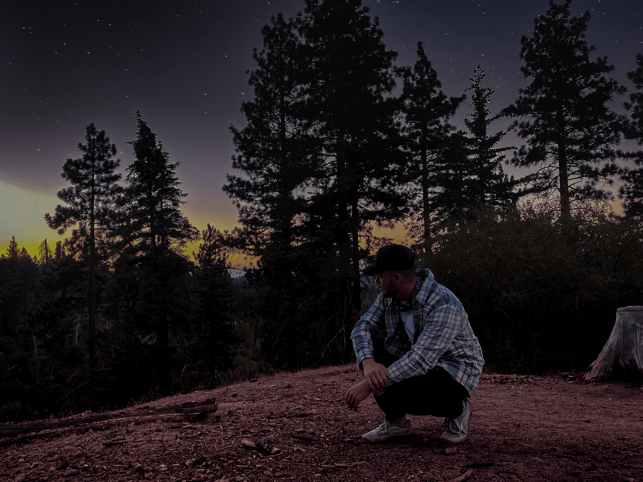 PREMIERE: Joey Capo releases new EP 'When Shooting Stars Listen'